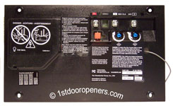 Liftmaster Garage Door Opener Receiver Logic Board